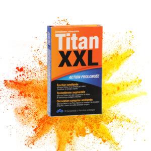 Titan XXL stimulant sexuel