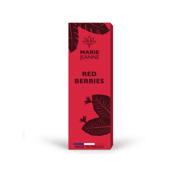 e liquide red berries