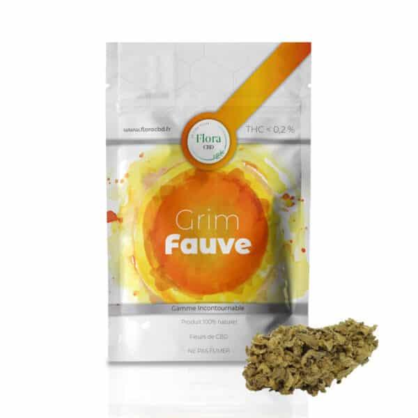 Grim Fauve - Fleur CBD
