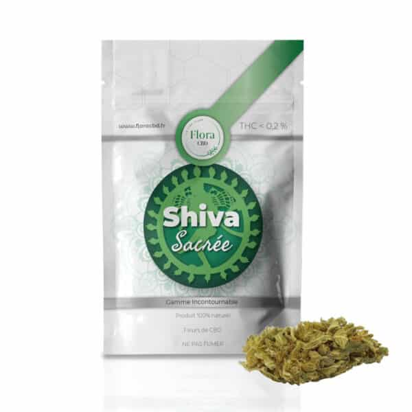 Shiva Sacrée - Fleur CBD