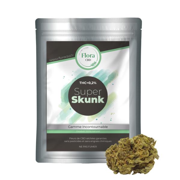 Super Skunk - Fleur CBD