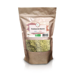 Protéine de Chanvre - Flora CBD